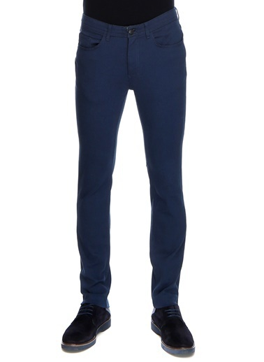 North Of Navy North Of Navy Klasik Pantolon Lacivert